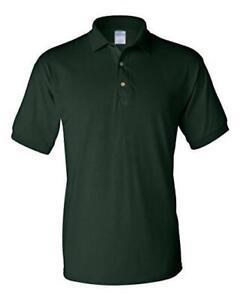 Details about Bulk Blank LOT 20x Catalina Bay Cotton Blend Adult Polo Shirt Dark Green 3XL