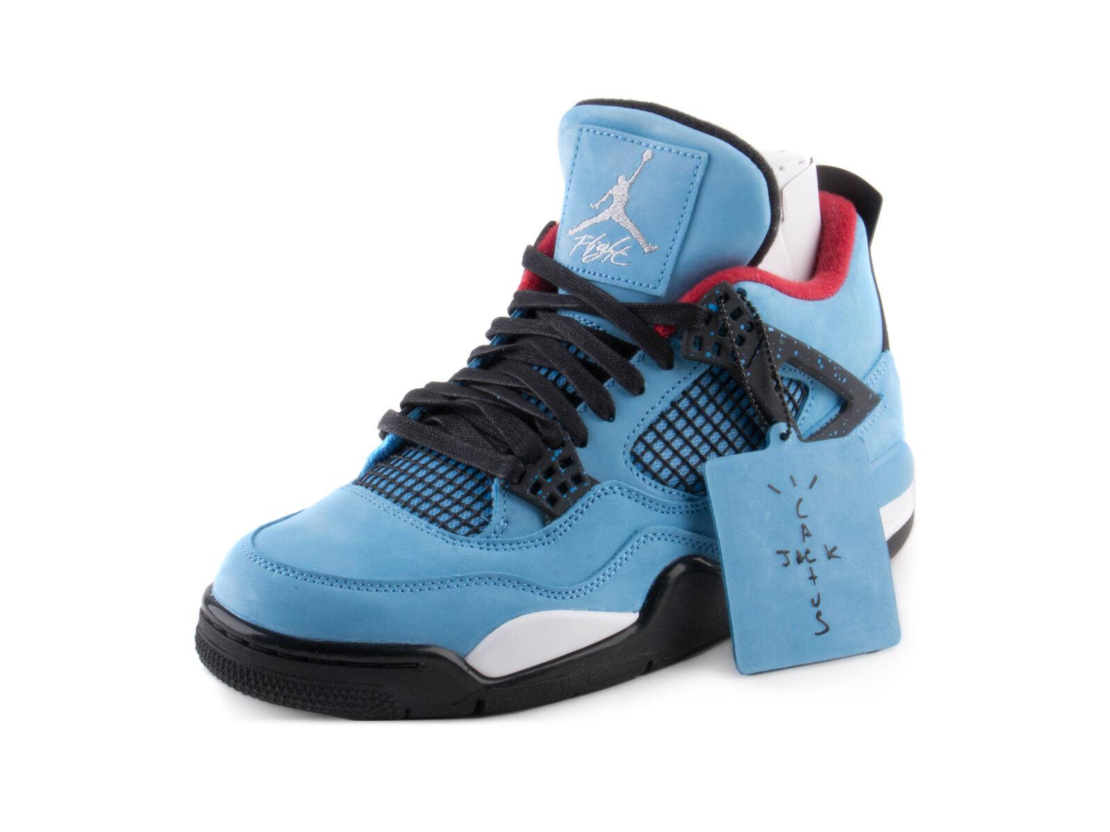 pretty nice b58ba 4b86b Air Jordan 4 Retro IV Cactus Jack Size 11 Travis Scott 308497 406 for sale  online   eBay