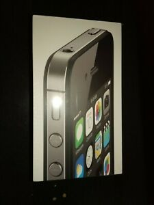 Apple iPhone 4s - 8GB Black (AT&T Unlocked) A1387 Brand new sealed *COLLECTABLE*
