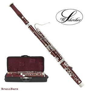 schreiber s16 bassoon 5016 free shipping brassbarn ebay