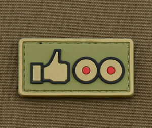 PVC-Rubber-Patch-034-I-Like-Titties-034-with-VELCRO-brand-hook