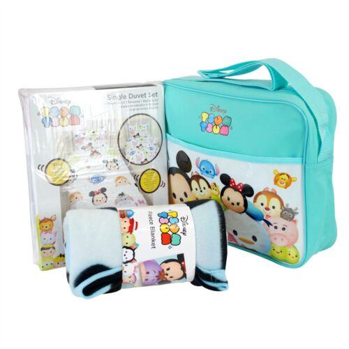 Fleece or Duvet. Disney® Tsum Tsum Gift Sets Choose from 2 sets feat Bag
