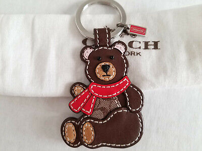 COACH Assorted HangTags Keychain Key Ring FOB Charm Choose Pic *1* NEW Rare !!!!