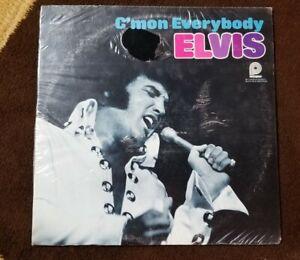 SEALED-1971-Elvis-Presley-034-C-039-mon-Everybody-034-LP-PICKWICK-Records-CAS-2518