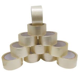 Premium-Klebeband-Paketklebeband-66m-x-48mm-transparent-PP-Paketband-Kleberolle