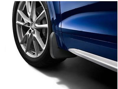 Genuine Audi A5 Sportback Front /& Rear Mud Flap Set 2012 />