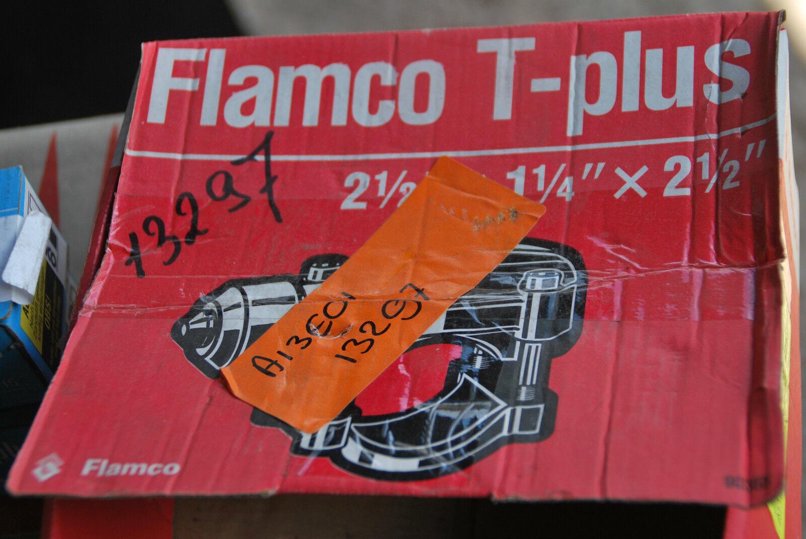 FLAMCO 90365 T-PLUS 2 1 2 x1 1 4 x 2 1 2   ABZWEIGUNG KNALLEFFEKT NEU