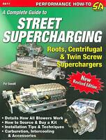 Street Supercharging- How To Install & Tune