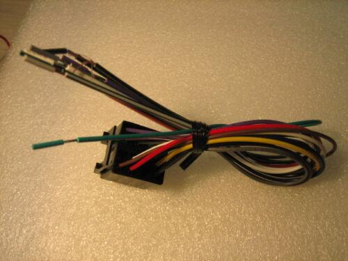 Car Truck Dash Parts Details About, Power Acoustik Wiring Harness