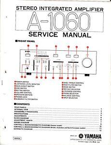 Yamaha Amp Schematic - Wiring Diagram Img