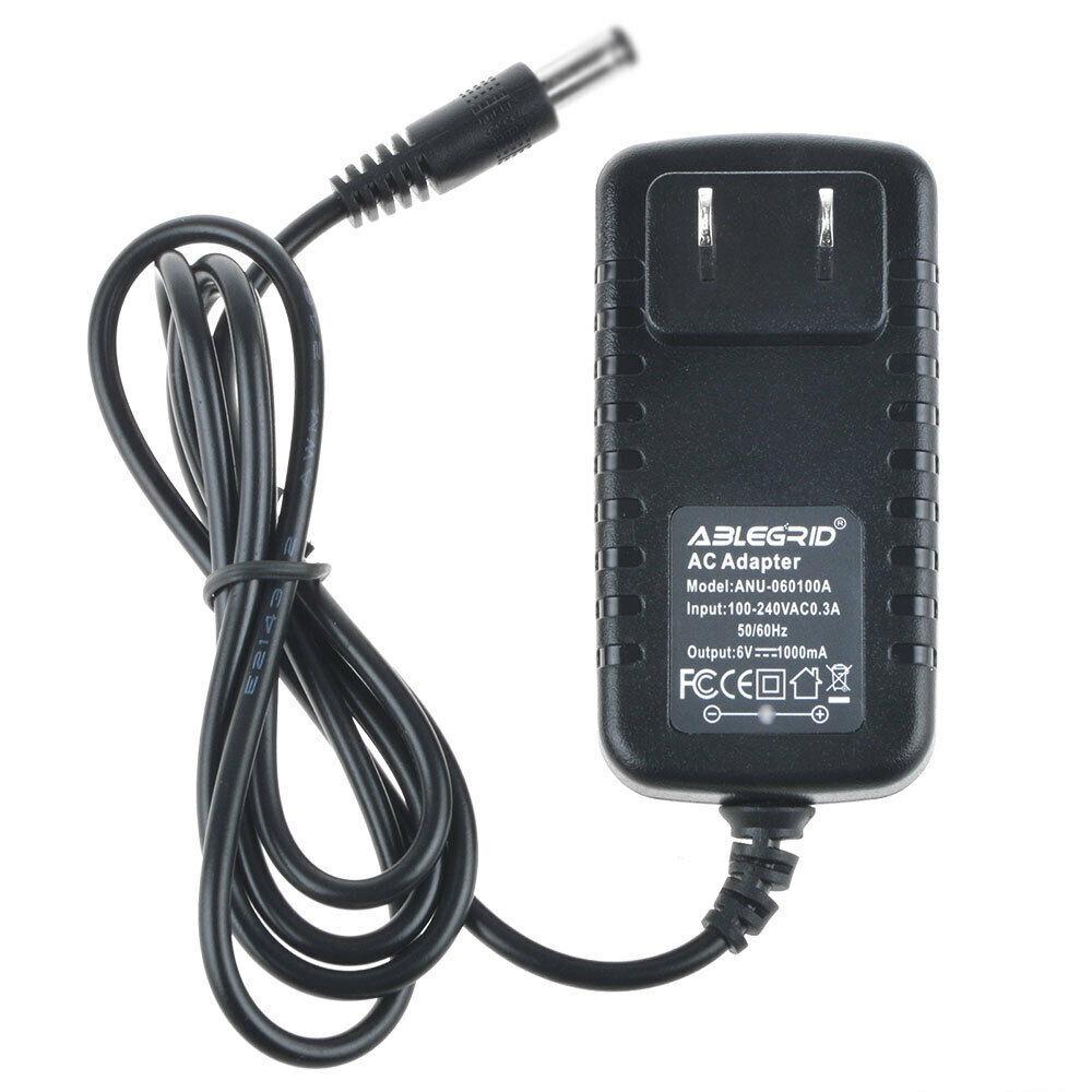 6V AC 1000mA 1A US Plug AC Adaptor Charger for BLJ5W060050P-B Power Supply PSU