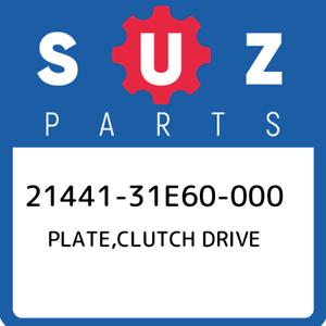 21441-31E60-000-Suzuki-Plate-clutch-drive-2144131E60000-New-Genuine-OEM-Part