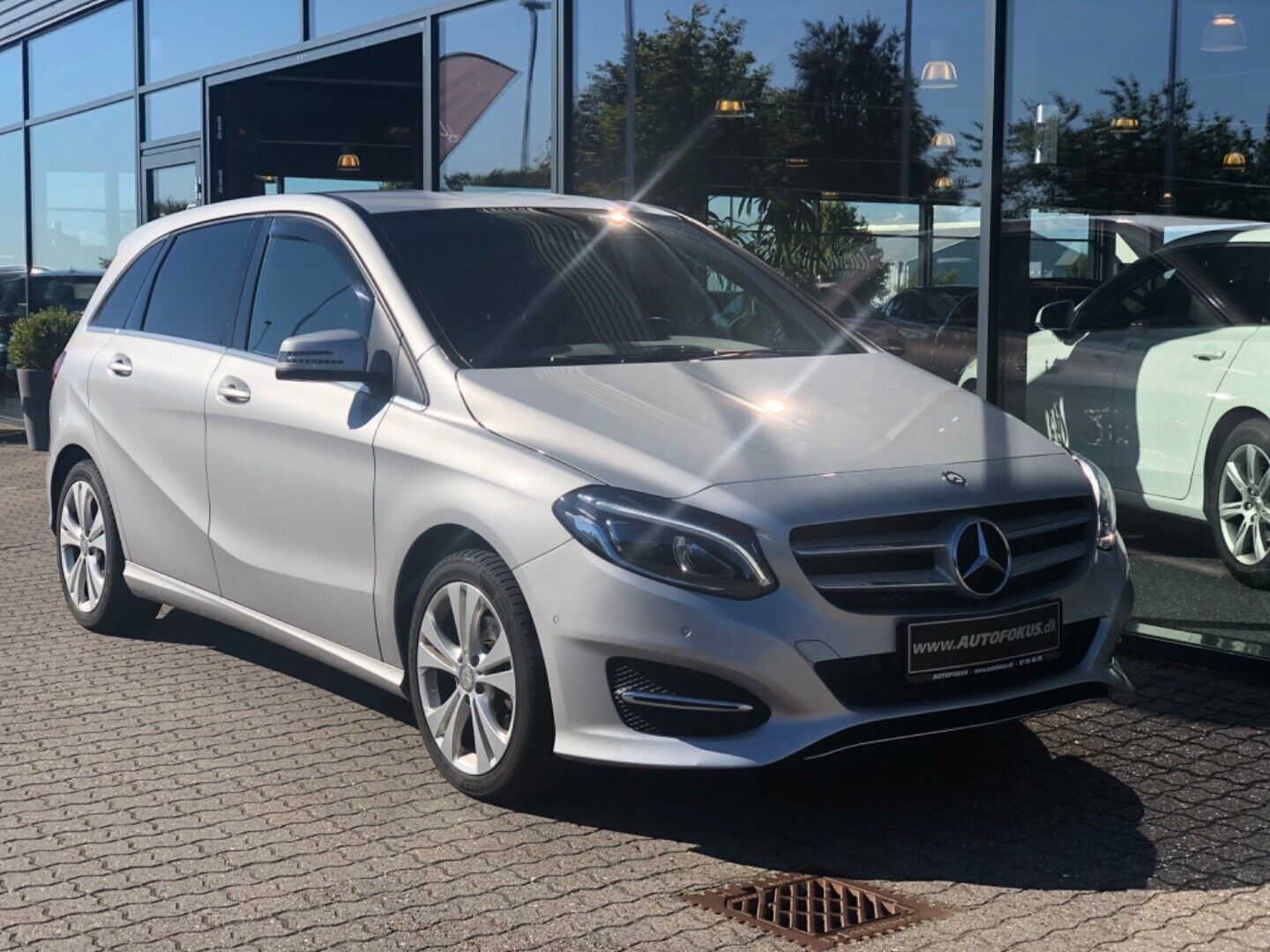 Mercedes B200 d 2,2 Business 5d - 229.900 kr.