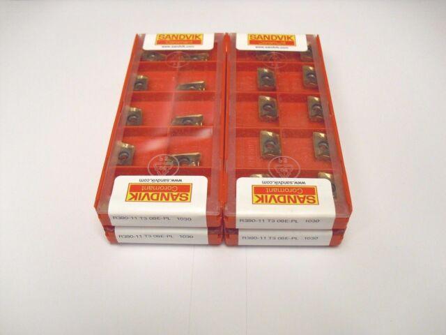 R390 11T308E PL 1130 SANDVIK Insert **10PCS** Genuine