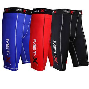 Mens Compression Shorts Sports Briefs Base Layer MMA RUNNING GYM Skin T