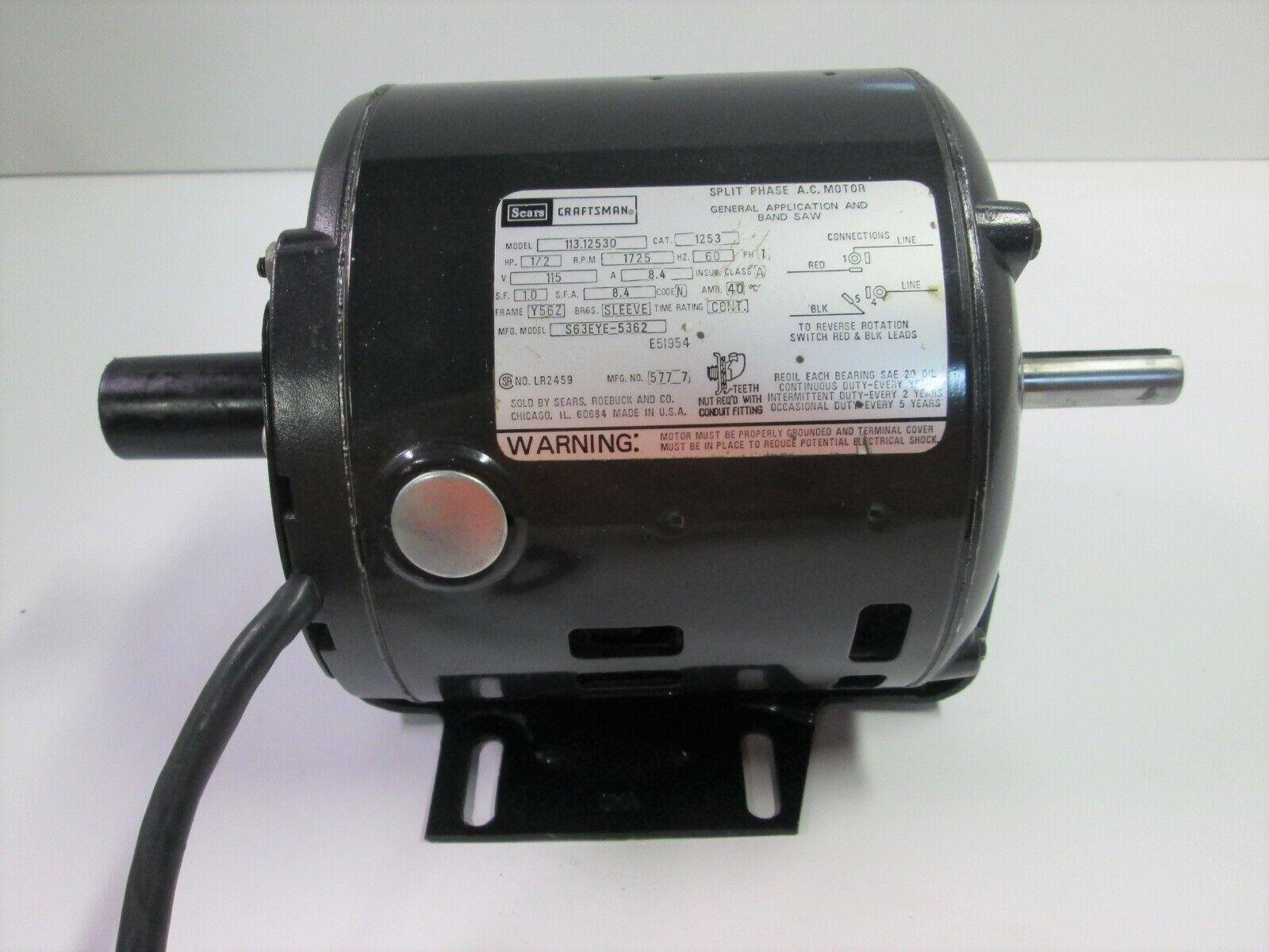 MOTOR /& VFD PACKAGE 1//3 HP 3600 RPM TEFC BROOK MOTOR WITH .50 HP 115V TECO VFD