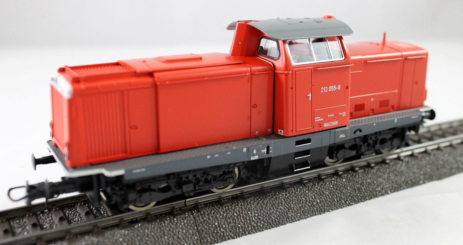 Roco 58521 diesel locomotora br 212 de la DB AG nuevo con embalaje original
