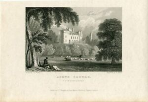 Airth-Castle-Engraved-By-H-Wallis-dibujo-J-P-Neale