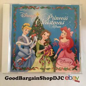 Disney-039-s-Princess-Christmas-Album-CD-2005-New-amp-Unsealed