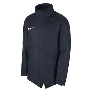 Details about Nike Rain Jacket Academy 18 Men's Jacket Blue