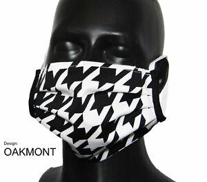 Nasen-/Mundmaske Design OAKMONT - Spuckschutz -