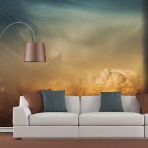 Fototapete Vlies Wolken - Tapete Tapeten Fototapeten Fürs Wohnzimmer ...