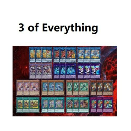 Prank-Kids 50 Cards Full Deck 3x Place Dodo Butler EVERYTHING Core CHEAP BRAGAIN