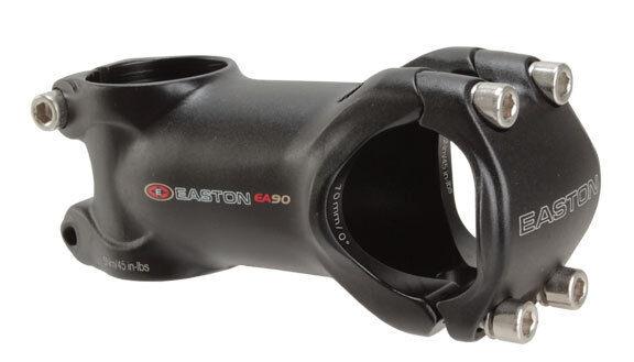 Easton EA90 Fahrrad Vorbau 31.8 X 0 Grad X 120mm Schwarz