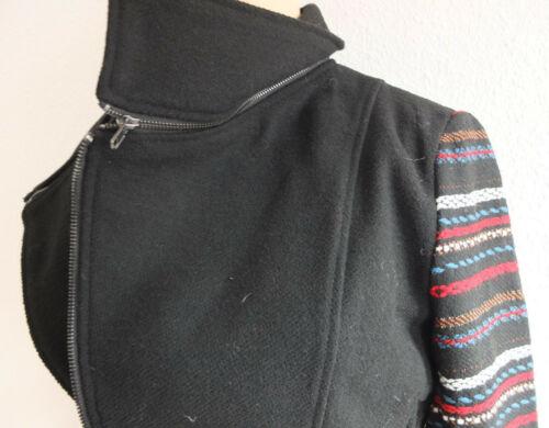Desigual 36 nuovo gr lana giacca S bella di 4wfqzOp4r