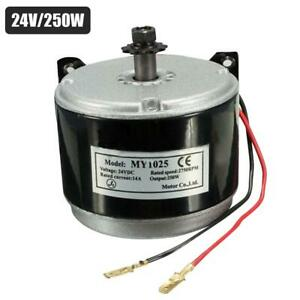 24v-250w-Dolphin-Scooter-Electric-Motor-Electric-Vehicles-Brushed-DC-Motor