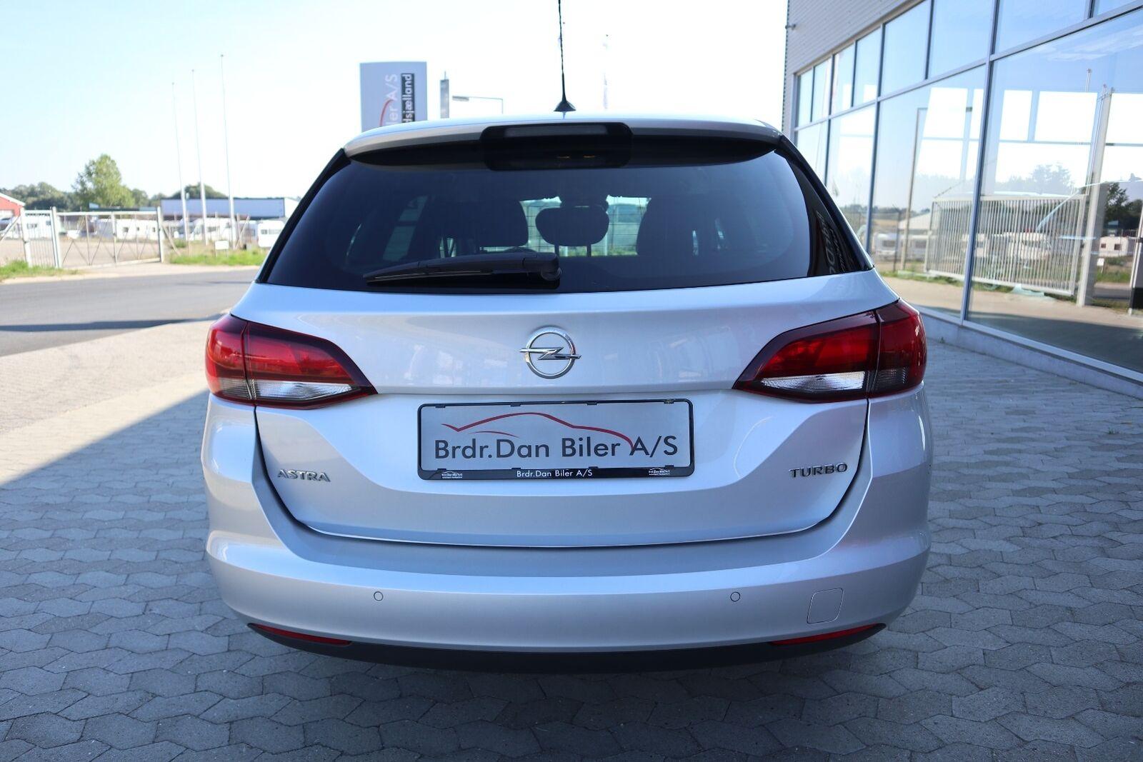 Opel Astra 1,4 T 150 Enjoy Sports Tourer