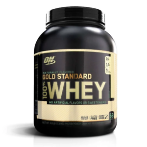 Optimum Nutrition Gold Standard 100% Natural Whey - WPC WPI Whey Protein Isolate