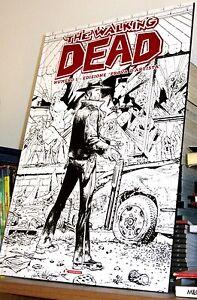 THE-WALKING-DEAD-numero-1-Edizione-034-Prova-d-039-artista-034