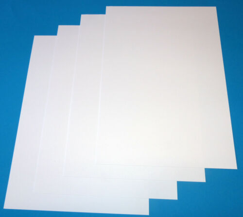 Elfenbeinkarton DIN Lang-A3 A4 A5 A6 weiß Matt oder Leinenstruktur 246 g//m²
