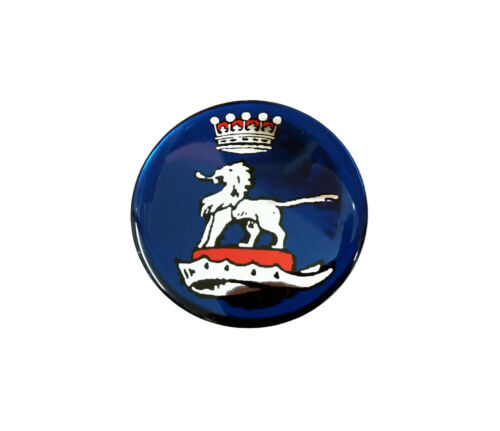 Imp Tiger Alpine Rapier Steering Wheel or Gearknob Sunbeam 28mm Badge