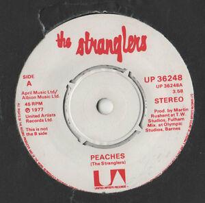 THE-STRANGLERS-Peaches-unique-7-034-1977