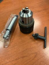 Rohm 18 58 Keyed Drill Chuck New Choice Of 2 Or 3 Taper