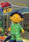 Sid The Science Kid Inside and out 0843501003824 DVD Region 1