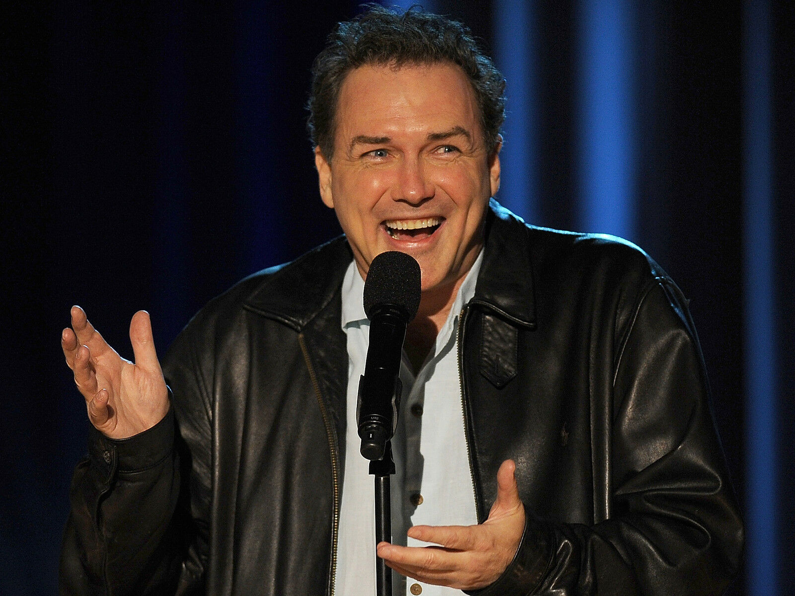 Norm Macdonald and Colin Quinn