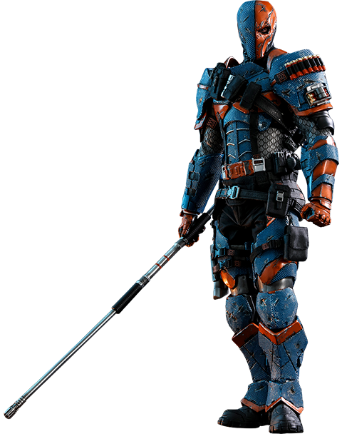 Batuomo  Arkham Origins - Deathstroke Sixth Scale azione  cifra caliente giocattoli Sidemostrare  garanzia di qualità
