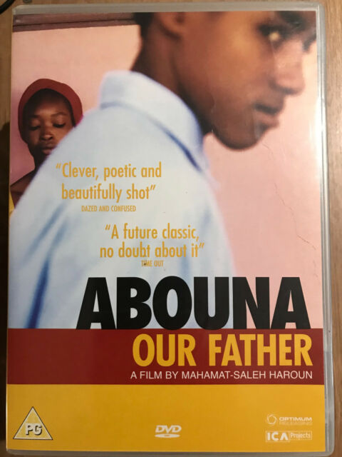 Abouna DVD 2002 Africa Chad African / French Coming of Age Drama