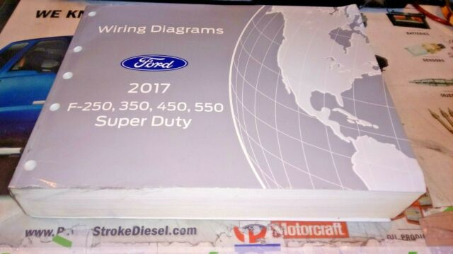 2017 Ford Truck F250 350 450 550 S