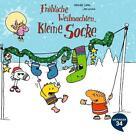 Fröhliche Weihnachten, kleine Socke! von Henrike Lippa (2016, Gebundene Ausgabe)