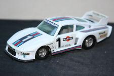 Aus Sammlung Porsche 911 935 TT Modellauto Bburago Nr 0142 aus Metall in 1/24
