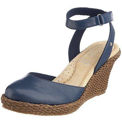 Rockport Emily Wrap Espadrilles Chaussures Femme 41 Sandales Adiprene Adidas UK7   eBay