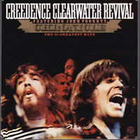 Creedence Clearwater Revival Chronicle Best Of Greatest Hits Ccr Vinyl 2 Lp