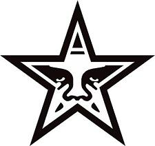 OBEY CLOTHING STAR OBEY THE GIANT STREET ART NEW LOGO DECAL STICKER - 2