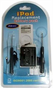 New-Replacement-Battery-for-IPOD-MINI-4GB-6GB-1st-2nd-Gen-MP3-Player-tools-3-7V