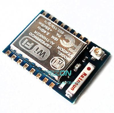 2PCS ESP8266 Remote Serial Port WIFI Transceiver Wireless Esp-07 AP+STA M72