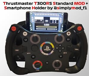Thrustmaster-T300RS-to-GT3-Williams-F1-Style-MOD-Smartphone-holder-SimplyMOD